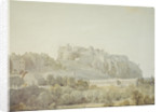 Edinburgh Castle and the Proposed National Gallery of Scotland by William Henry Playfair