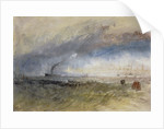 Venice from the Laguna by Joseph Mallord William Turner