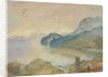 Lake Como looking towards Lecco by Joseph Mallord William Turner