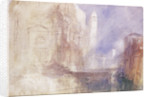 The Grand Canal by the Salute, Venice by Joseph Mallord William Turner