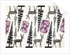 Design for Wrapping Paper (Deer and Trees) by Edward Bawden