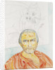 Self-Portrait (from 'The Addenbrookes Hospital Series') by John Bellany