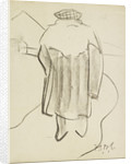 Man, Seen from Behind by Francis Campbell Boileau Cadell
