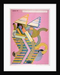 Parrot (from the portfolio 'As is When') by Eduardo Paolozzi