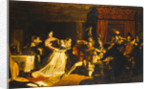 The Murder of David Rizzio by Sir William Allan