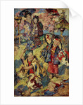 Kite Flying, Japan by Edward Atkinson Hornel