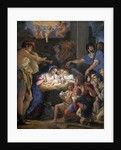 The Adoration of the Shepherds by Domenichino