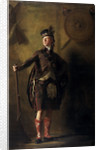 Colonel Alastair Ranaldson Macdonell of Glengarry (1771 - 1828) by Sir Henry Raeburn