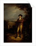 Robert Burns, 1759 - 1796. Poet by Alexander Nasmyth