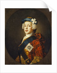 Prince Charles Edward Stuart, 1720 - 1788. Eldest son of Prince James Francis Edward Stuart by William Mosman