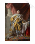 George III, 1738 - 1820. Reigned 1760 - 1820 by Allan Ramsay