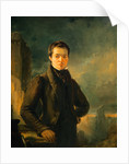 George Meikle Kemp, 1795 - 1844. Architect and designer of the Sir Walter Scott Monument by William Bonnar
