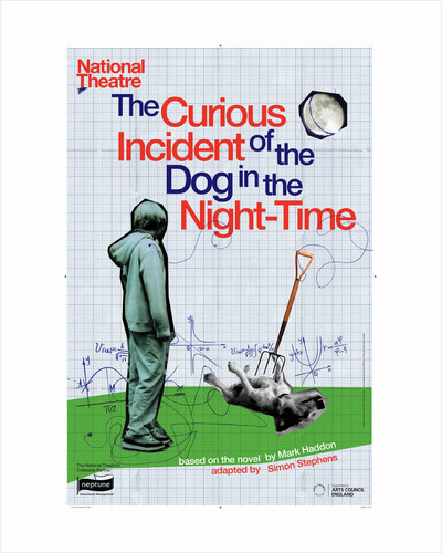 The Curious Incident of the Dog in theNight-time by Anonymous