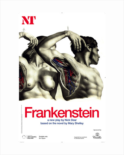 Frankenstein by Anonymous