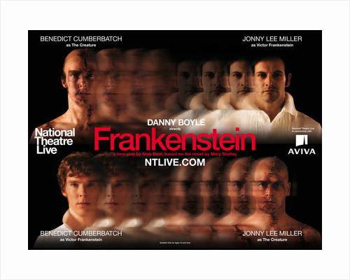 Frankenstein by Anoymous