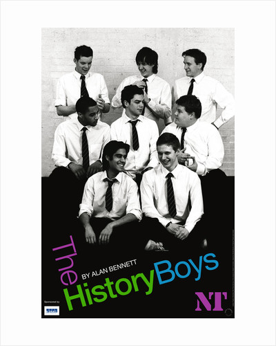The History Boys by Anonymous