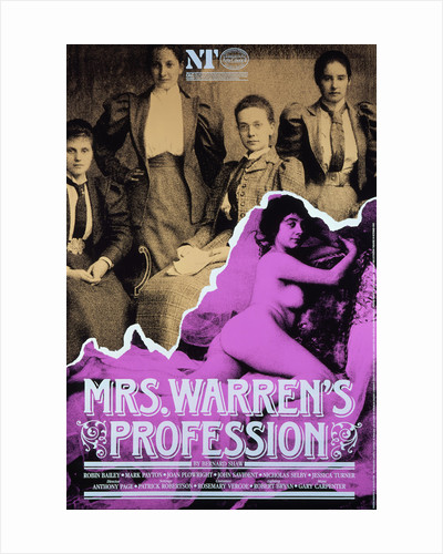 mrs warren s profession Mrs warren's profession mrs warren is engaged in a profession which has existed through all the ages it was at home in egypt.