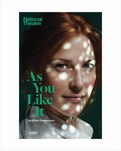 As You Like It by National Theatre Graphics Design Studio