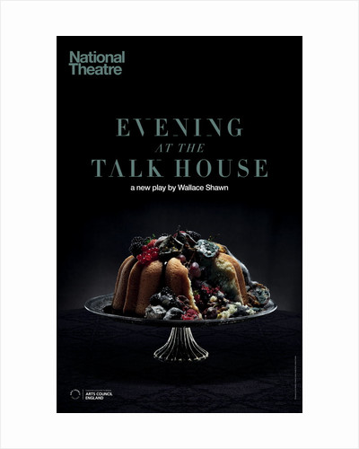 Evening At The Talk House by National Theatre Graphics Design Studio