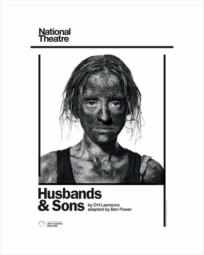 Husbands and Sons by National Theatre Graphics Design Studio