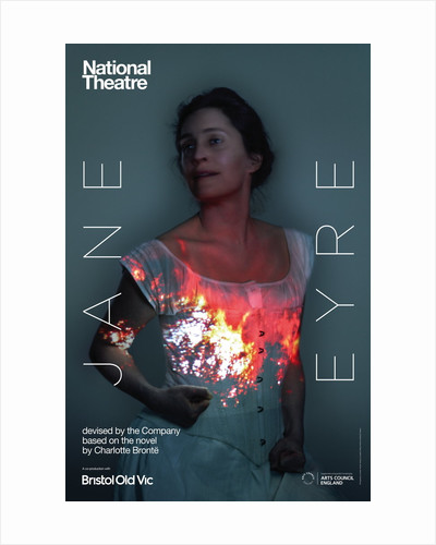 Jane Eyre by National Theatre Graphics Design Studio