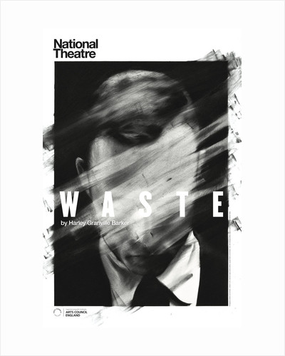 Waste by National Theatre Graphics Design Studio