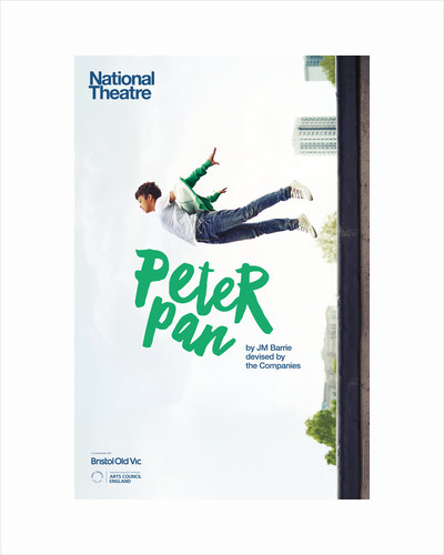 Peter Pan by Graphic Design Studio