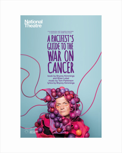 A Pacifist's Guide to the War on Cancer by Graphic Design Studio