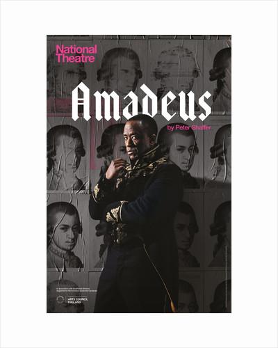 Amadeus by Graphic Design Studio