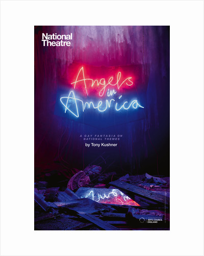 Angels in America by Graphic Design Studio