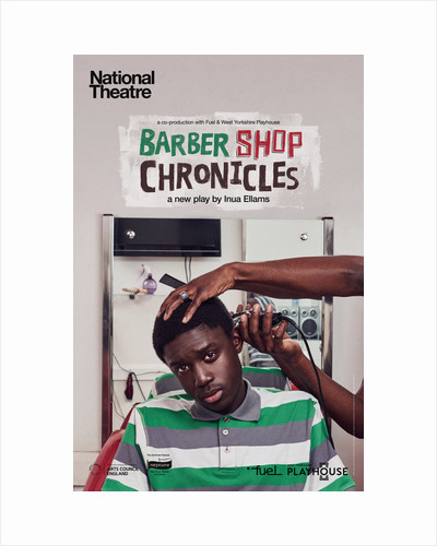 Barber Shop Chronicles by Graphic Design Studio