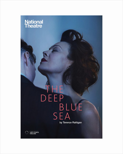 The Deep Blue Sea by Graphic Design Studio