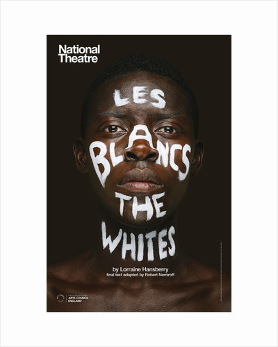 Les Blancs by Graphic Design Studio