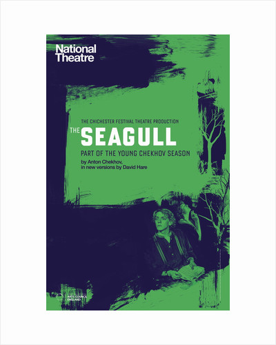 The Seagull by Graphic Design Studio