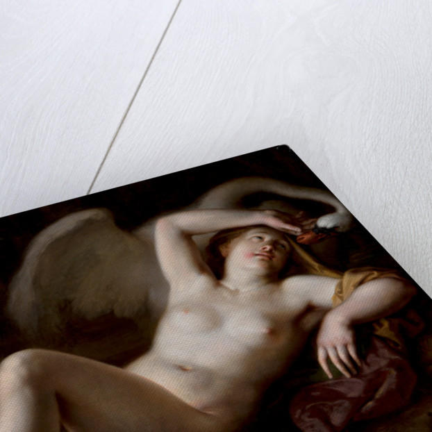 Leda and The Swan by Antoine Coypel