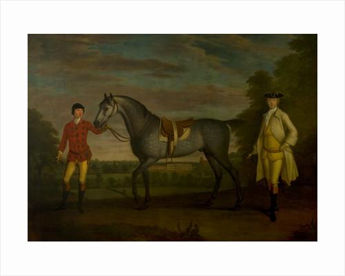 William Henry Nassau de Zuylestein (1717–1781), 4th Earl of Rochford by Thomas Bardwell