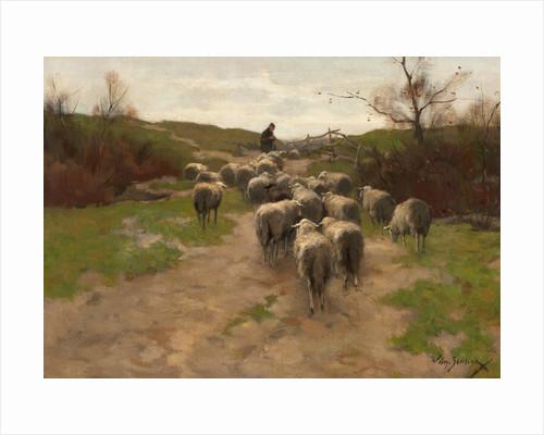 Changing Pastures by Willem Steelink