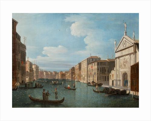 Grand Canal, Venice by Italian School