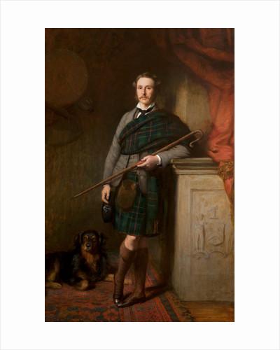 Hugh Brodie, 23rd laird by James Maclaren Barclay