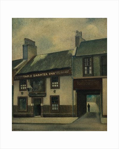 Tam o' Shanter Pub by William McIllwraith