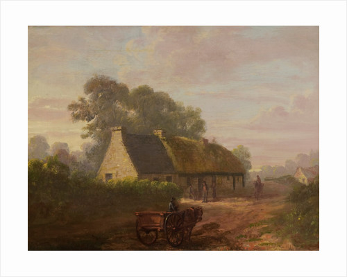 The Cottage,1816 by John Fleming