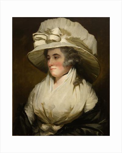 Sire Henry Raeburn Sarah, his wife, daughter of John, 13th Lord Sempill, 1788 by Sir Henry Raeburn