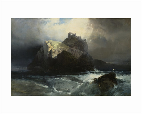 Wolf's Crags by Henry Bright