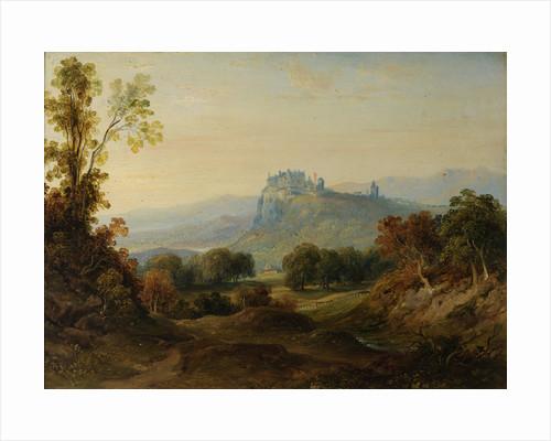 Stirling Castle by Alexander Nasmyth