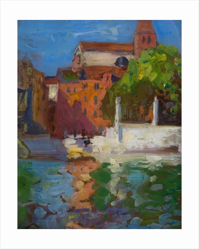 Venice by Francis Cadell