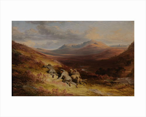 Stalking c.1845 by James William Giles