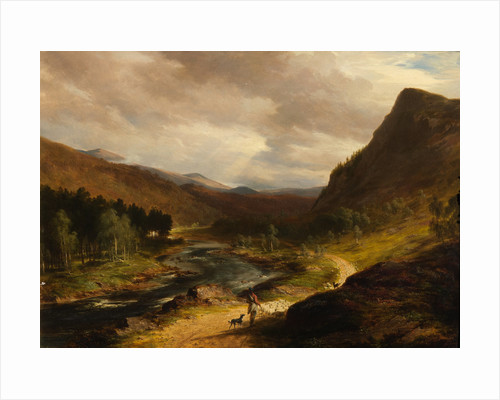 On Deeside by James William Giles