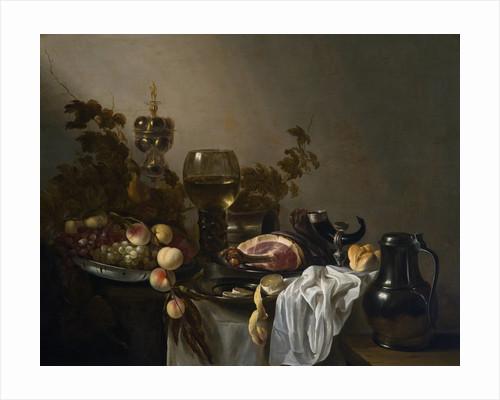 Still Life by Willem Claesz Heda