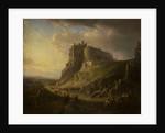 View of Edinburgh Castle by Alexander Nasmyth