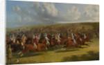 The Derby, 1844: The Start by John Frederick Herring Senior